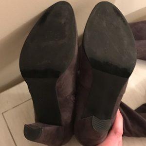 Catherine Malandrino Shoes - Catherine Malandrino Sorcha Over the Knee Boots